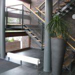 Trappenhuis Bedrijfsverzamelgebouw Capitool 50 in Enschede